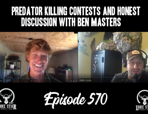 Predator Killing Contests/Project Coyote with Ben Masters and Instagram Takes An Interesting Stand on Morality