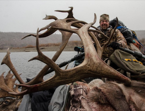 Campfire Conversations 6: SCI Alaska Executive Director Louis Cusak on Fed's Proposal to Close 43 Million Acres of Alaskan Wilderness to Caribou and Moose Hunters
