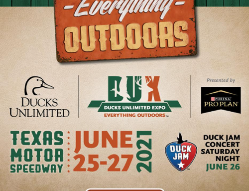 Campfire Conversations 13: Ducks Unlimited Throws 2021's Biggest Conservation Party With DUX at Texas Motor Speedway