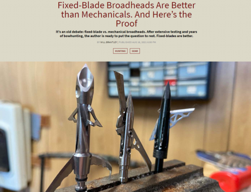 Episode 596: Two Year Study Puts the Mechanical vs Fixed Blade Debate to Bed, African Tick Bite Fever and Custom AR-10 Builds With Tactical Skeleton